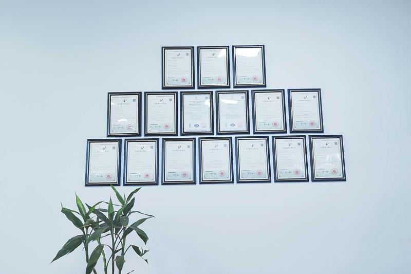 建晶电子拥有的15项个人专利
